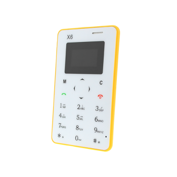 miniphone X6